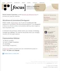 Stratégie de contenu, rédaction web